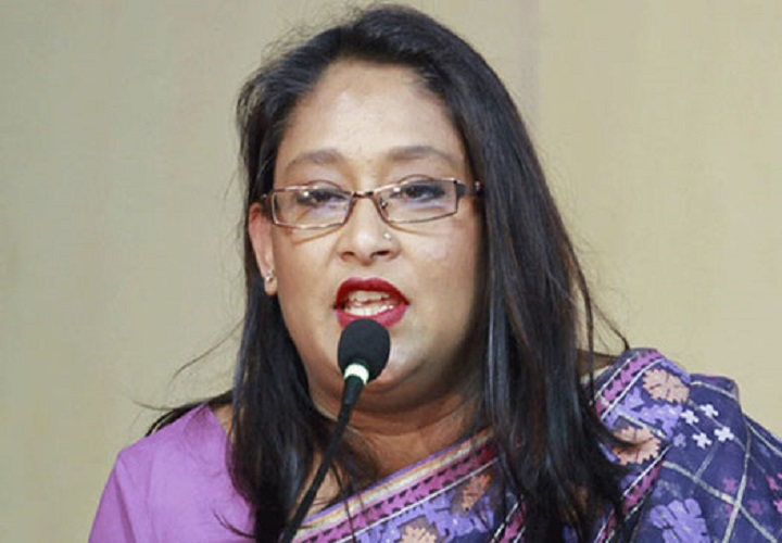 দেশ এগিয়ে নিতে তরুণদের সুযোগ করে দিন: সায়মা ওয়াজেদ