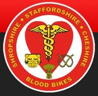 Blood Bikes Logo