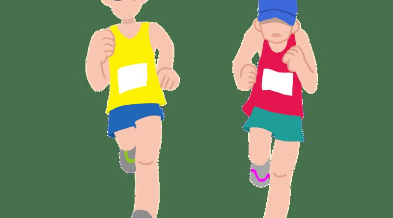 संदीप और जिया दौड़े सबसे तेज 13
