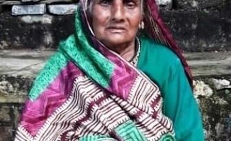 आनंदी देवी, फाइल फोटो