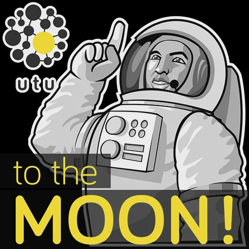 To the moon - crowdsale