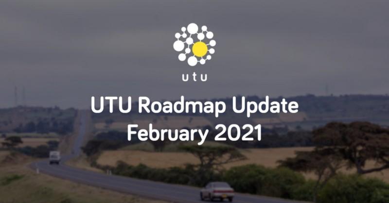 roadmap update February 2021