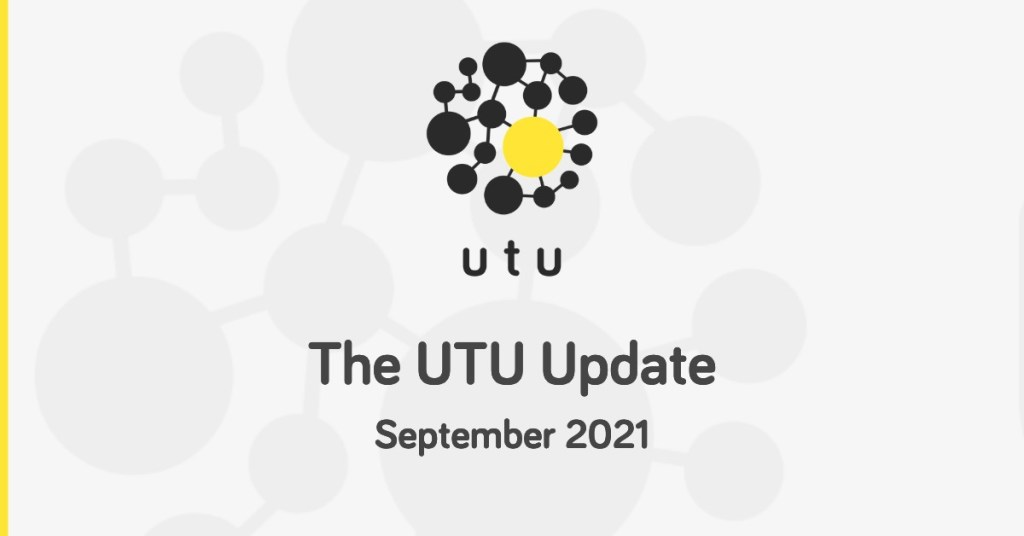 UTU Update Blog Image