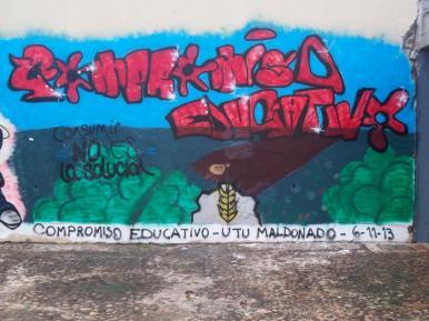 Mural compromiso