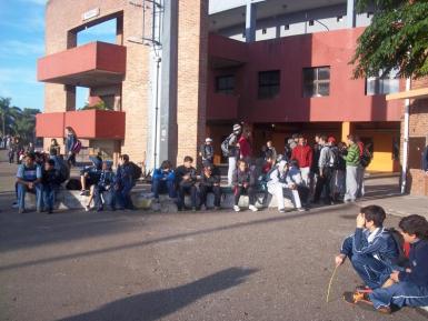 Jornada atletismo Campus1