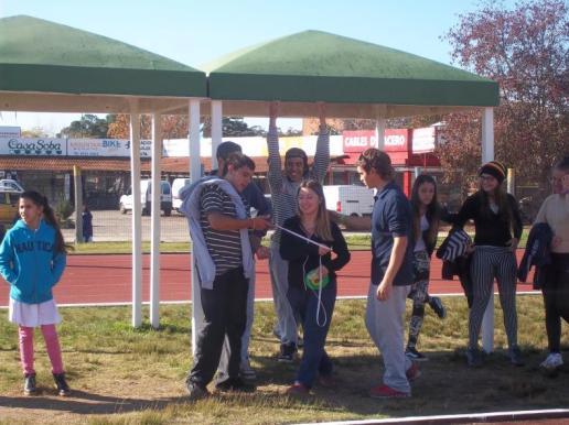 Jornada atletismo Campus10
