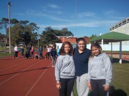 Jornada atletismo Campus12