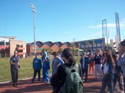 Jornada atletismo Campus14