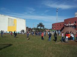 Jornada atletismo Campus17