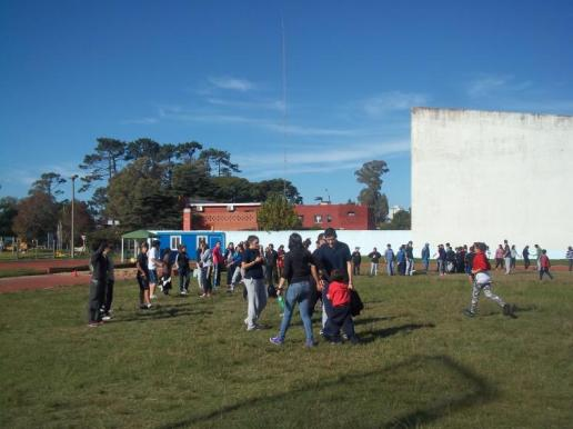 Jornada atletismo Campus18
