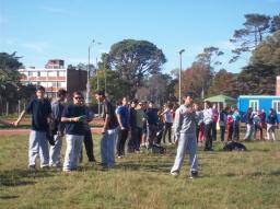 Jornada atletismo Campus23