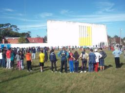 Jornada atletismo Campus25