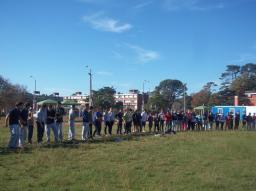 Jornada atletismo Campus27