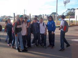 Jornada atletismo Campus3