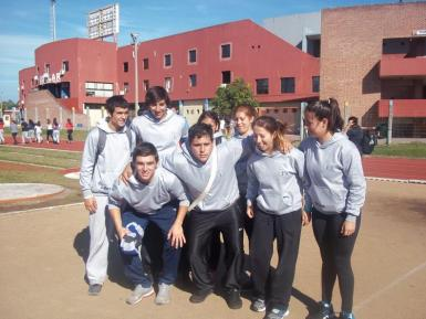 Jornada atletismo Campus41
