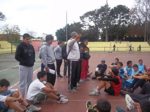 encuentro futbol interUTU43