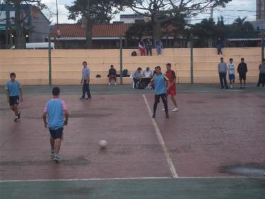 encuentro futbol interUTU45