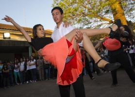 Expo UTU 2014 Grupo de Baile1