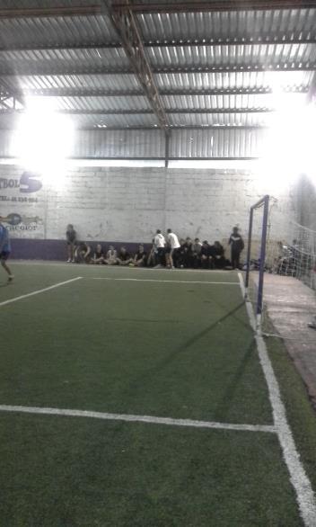 Campeonato interno 20158