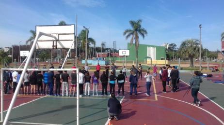 Lanzamiento Juegos Nacionales 20174