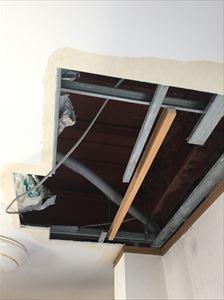 天井雨漏り下地補修