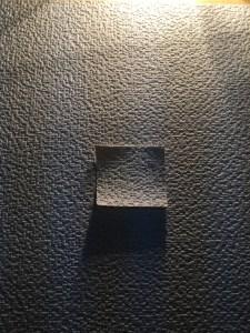 クロス壁補修