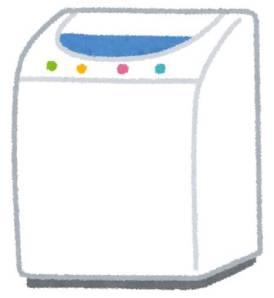 一人暮らし 洗濯機 サイズ