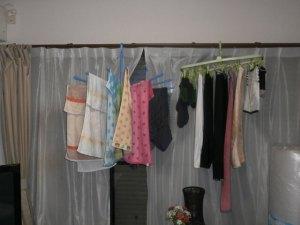 一人暮らし 洗濯01