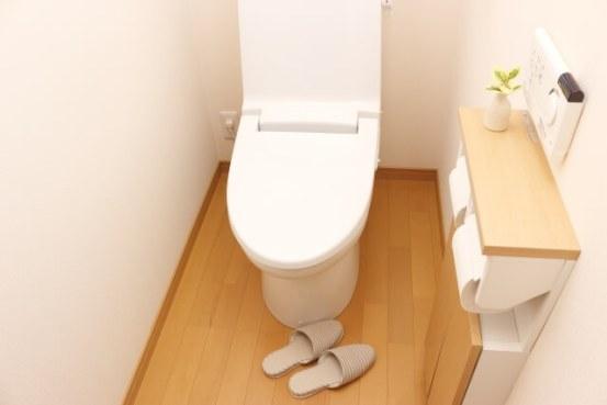 トイレ スリッパ 必要