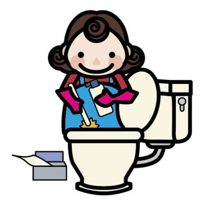 トイレ 黄ばみ 原因