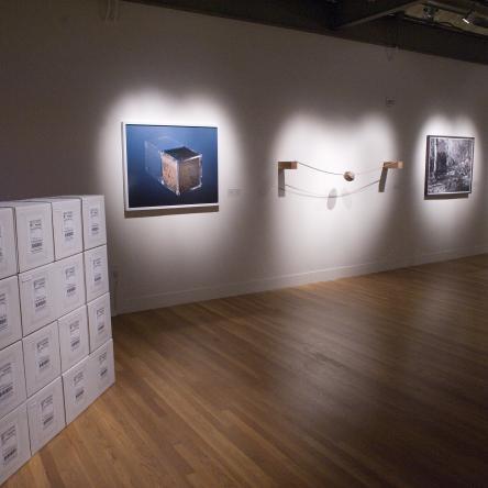 exit 2011 senior art exhibition