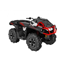 2016 outlander xmr 650 white black can am red 3 4 front  [ 1024 x 791 Pixel ]