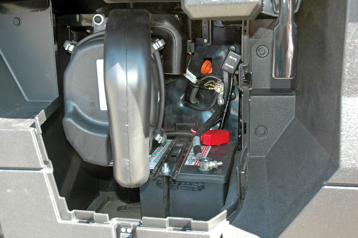 John Deere 850 Wiring Diagram Kawasaki Mule Pro Fxt Ranch Edition Test Utv Action Magazine