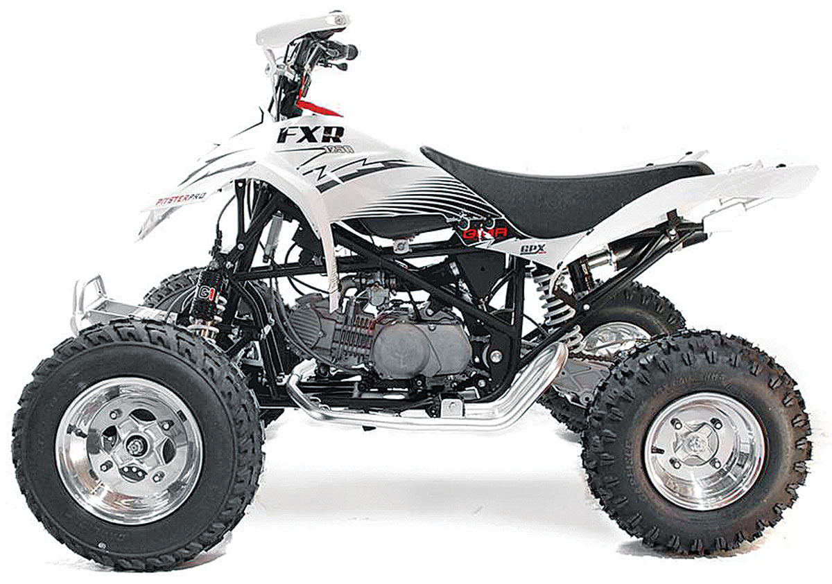 hight resolution of atvs for big kids
