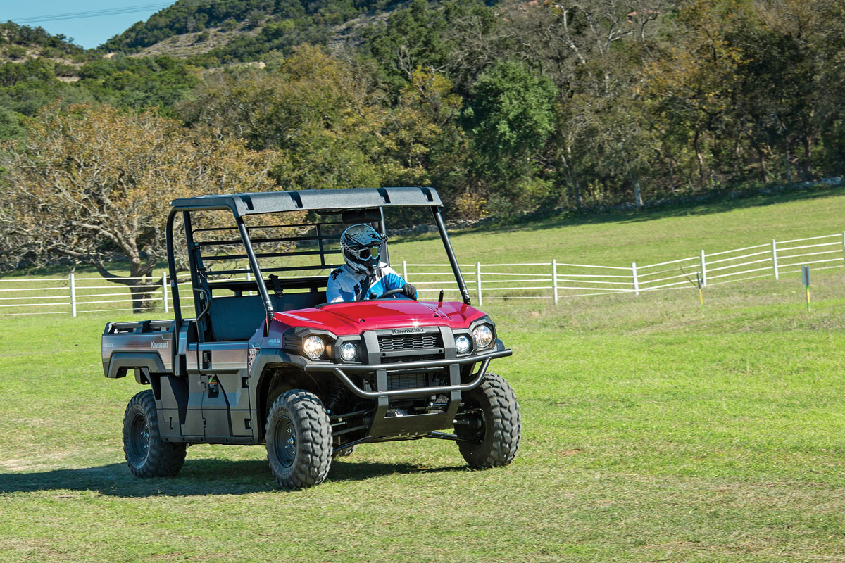 hight resolution of test kawasaki mule pro dxt eps le diesel