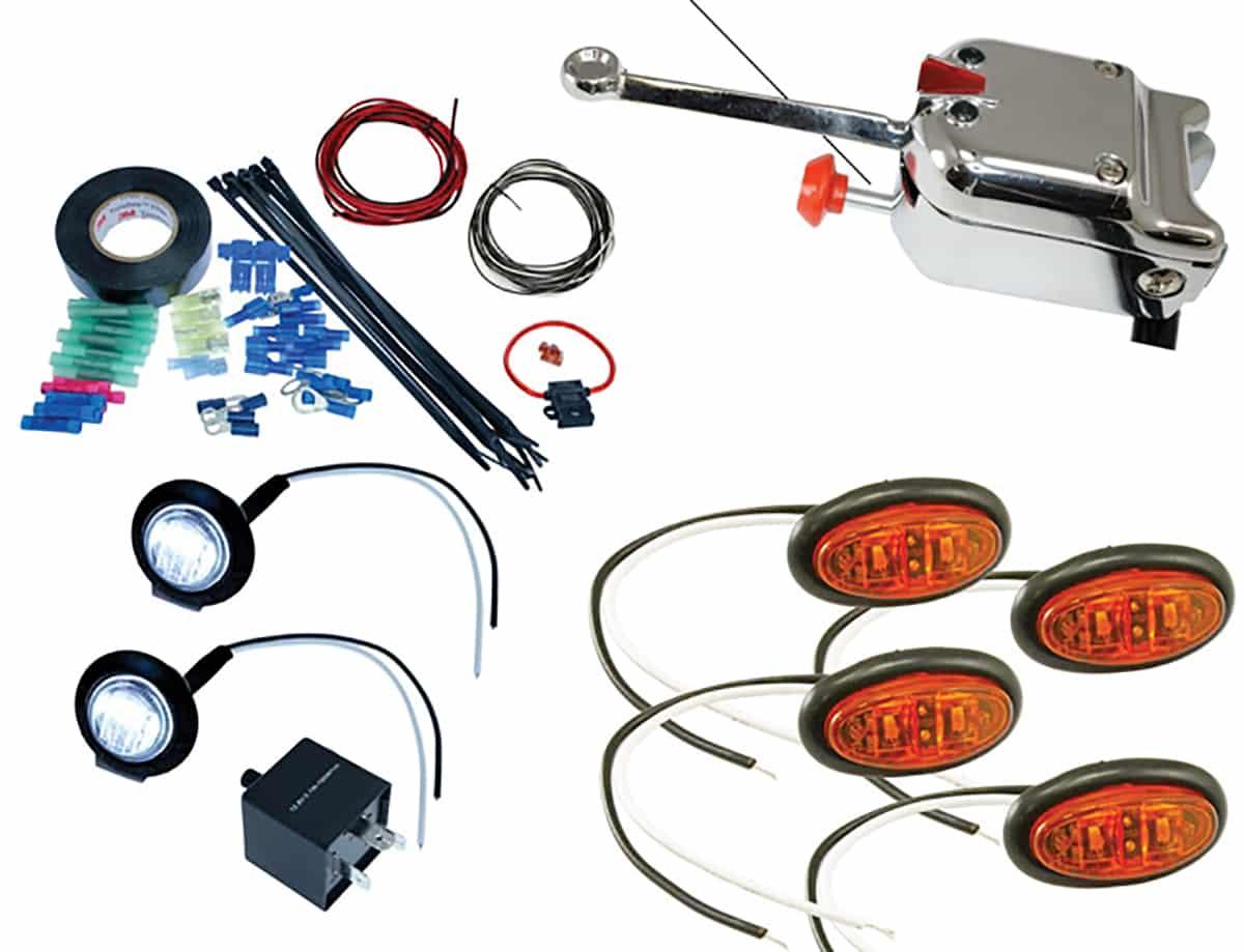 hight resolution of advance mcs electronics utv turn signal kit