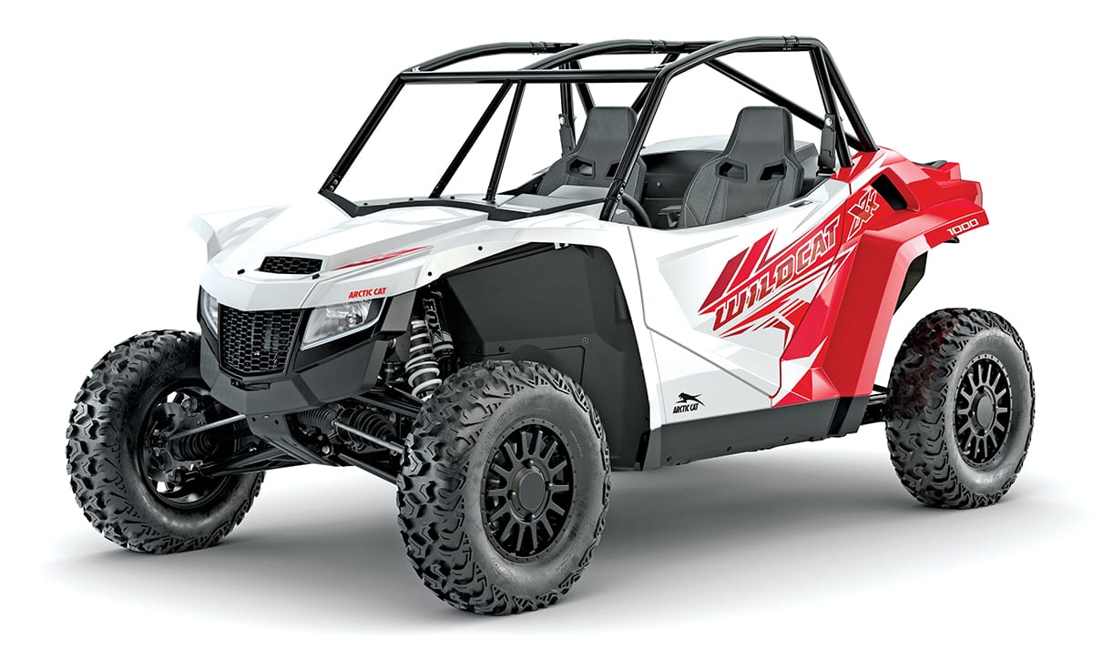 2020 Arctic Cat Utvs Utv Action Magazine