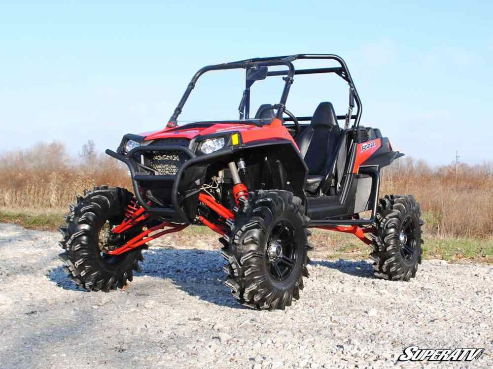 medium resolution of super atv 6 lift kit polaris rzr xp 900