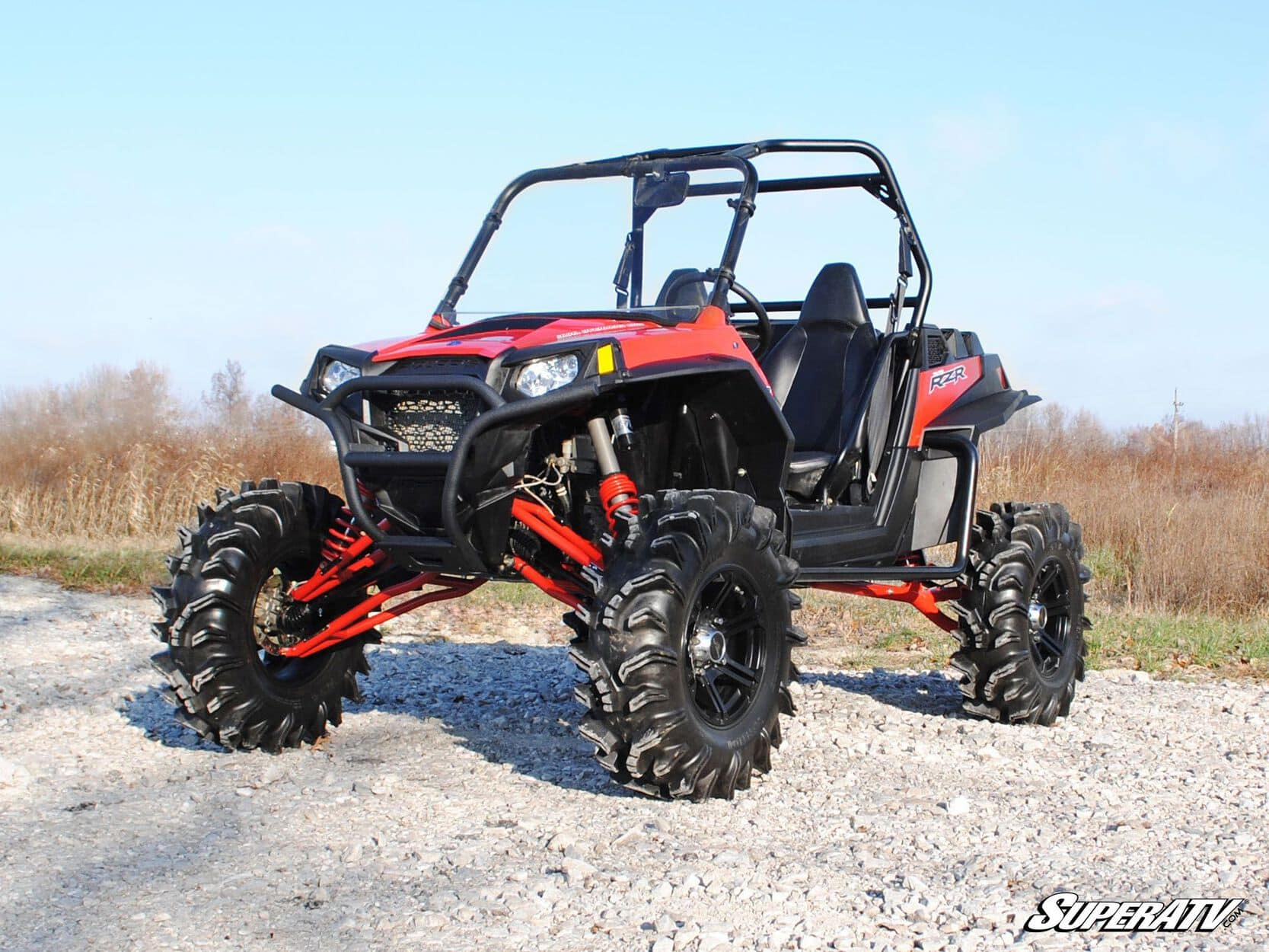 hight resolution of super atv 6 lift kit polaris rzr xp 900