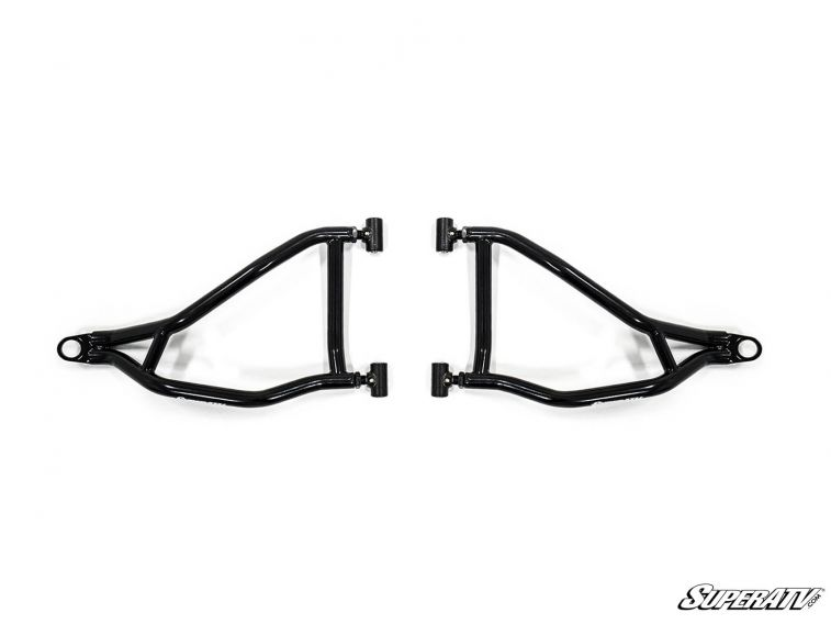 SUPER ATV HIGH CLEARANCE FRONT A-ARMS SET POLARIS RZR XP