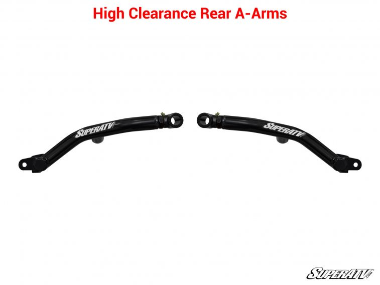 SUPER ATV HIGH CLEARANCE REAR OFFSET A-ARMS CFMOTO ZFORCE