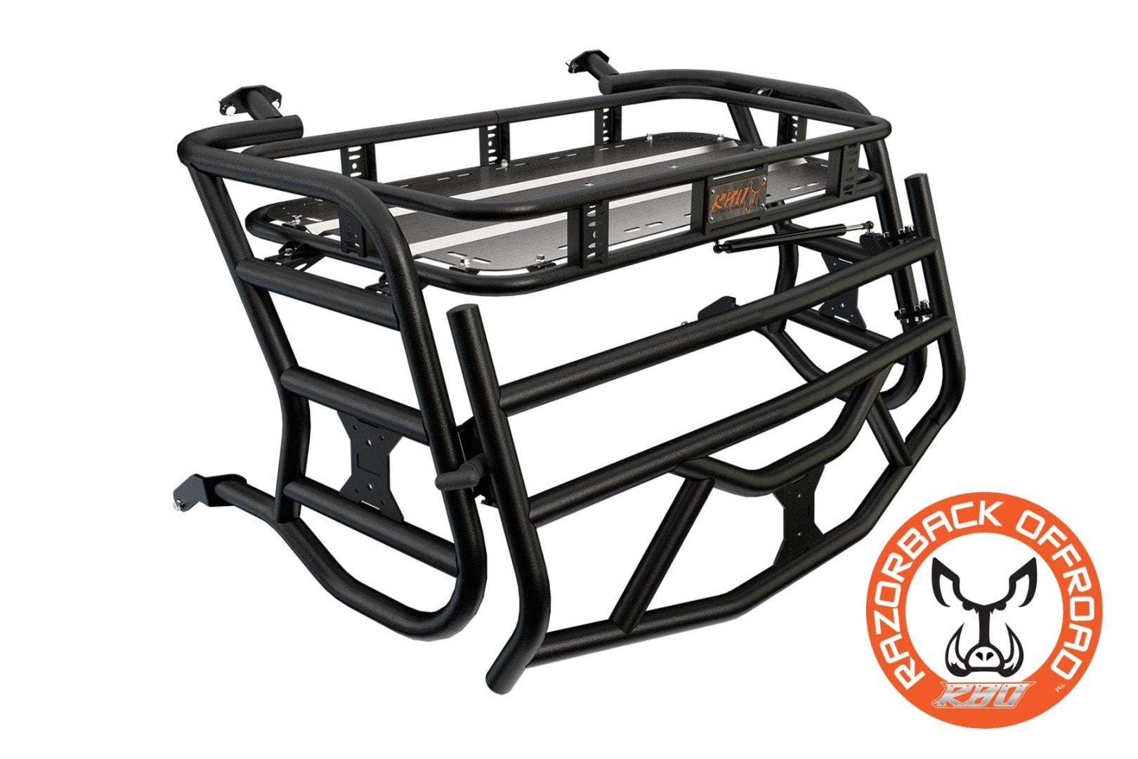 Razorback Offroad Expedition Rack Polaris Rzr 900 900 S