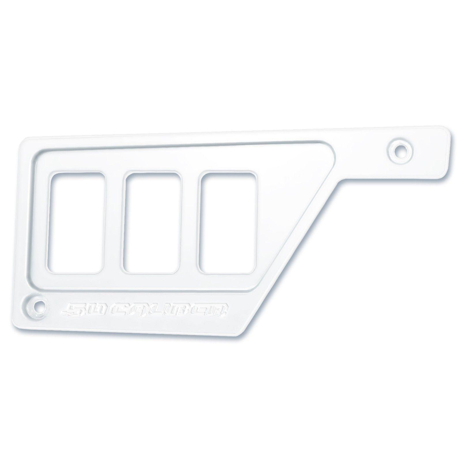 Polaris XP1000 CNC Billet Aluminum Dash panel with powder