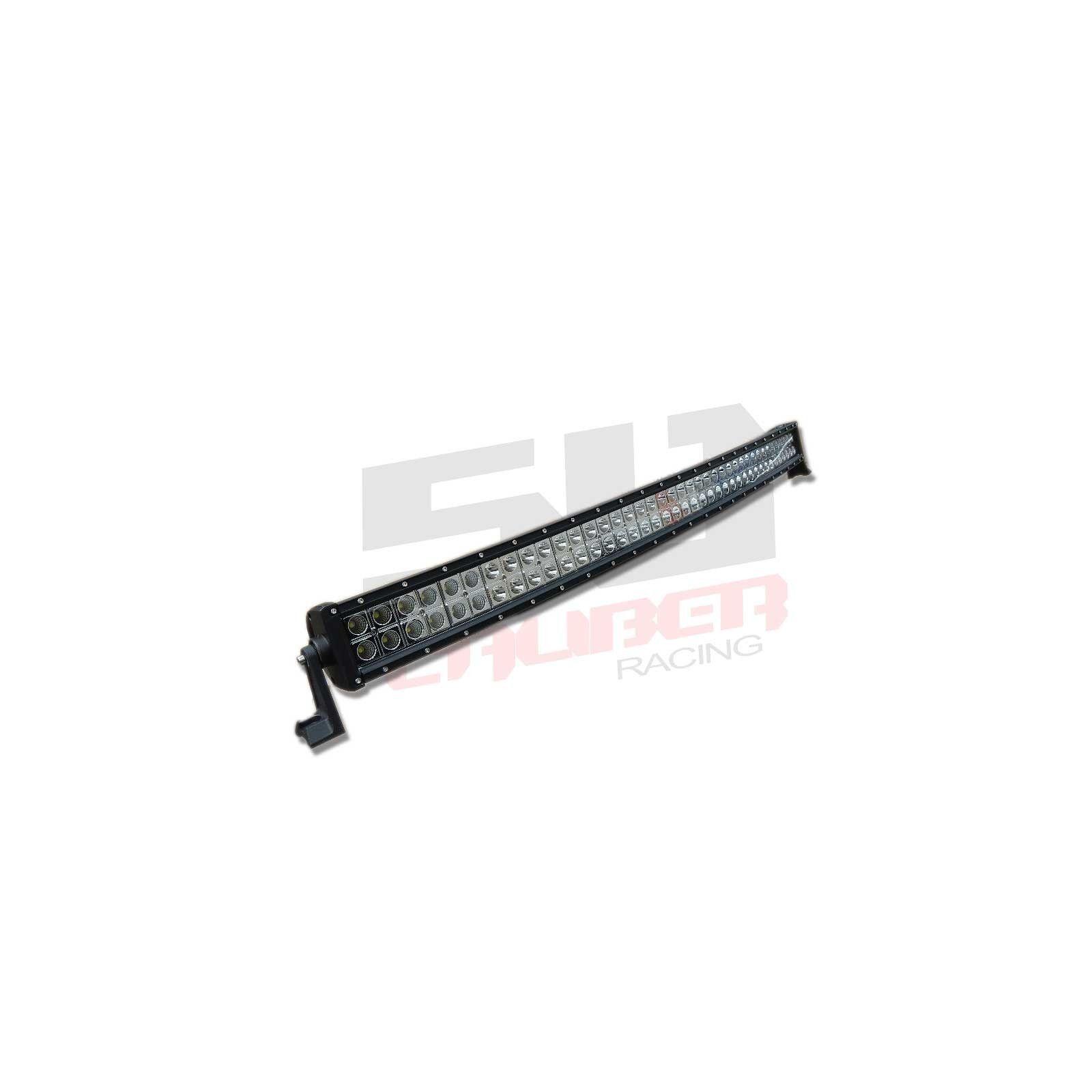 40 Inch Curved Led Light Bar Cree Bulbs 180 Watts Ip68