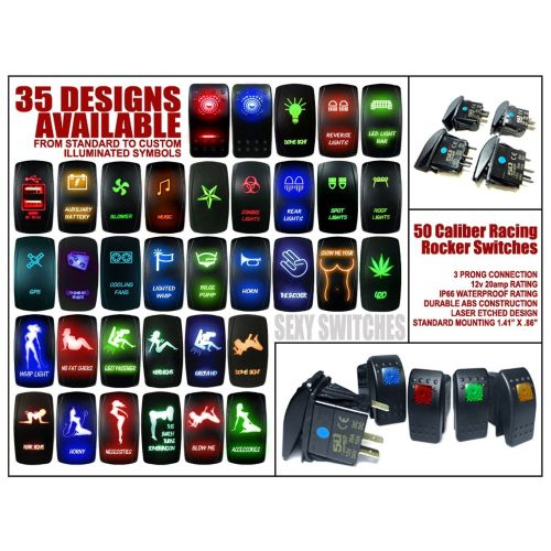 small resolution of  rocker 12v automotive rocker switch carling etched y girl led whip light on rocker light switch cover whip lights rocker switch wiring diagram