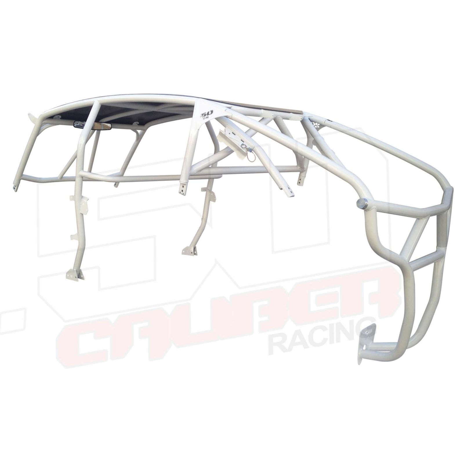 Polaris RZR RZR4 XP1000 Turbo Roll Cage Radius bends