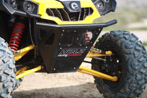 small resolution of hrp can am commander bumper