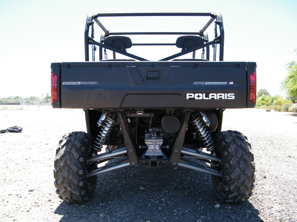 hight resolution of polaris ranger crew long travel kit