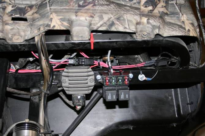 yamaha grizzly fuse box  save wiring diagrams hugeacross
