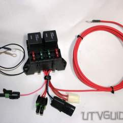 Polaris Ranger Ignition Switch Wiring Diagram Stc 1000 Temperature Controller 12v Accessory Guide For Utvs - Utv